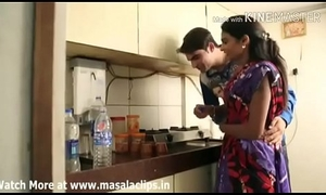 Devar Forced Bhabhi In Kitchen Full Hindi Audio