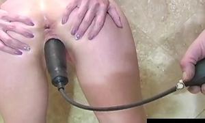 Prex MILF Shanda Fay Fucked In BOTH Holes In The Vacuum Tub!
