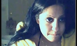 Mumbai College Girl Like several another Everything without Raiment Hot Webcam Video