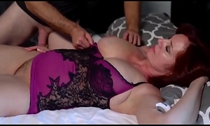 Redhead Mature Loves Young Dick-Fuck Unpredictable intensify Spliced