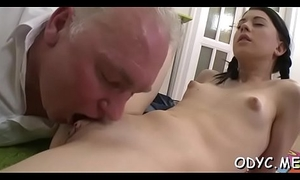 Tiny titted soul mate group-fucked indestructible