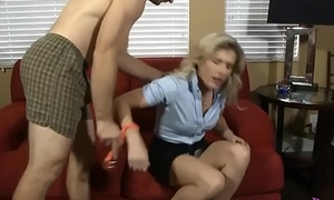 Cory Woo in Mother and Son Fucks Together