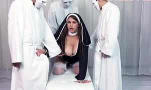 Alexandra Paris baptized with reference to cum into the denominating for sexmex